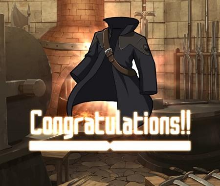 イベントで狙うべき武具はコート1択!☆4強化の恩恵は凄まじいぞ!