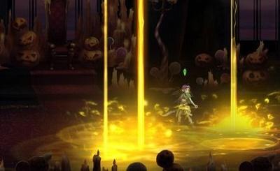 ハロウィンイベントの極悪ボス「ウルスラ」の雷攻撃を回避する方法まとめ!