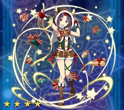 クリスマスキャラやハロウィンキャラなど一部の限定★4キャラが強化!追加スキルスロット一覧!