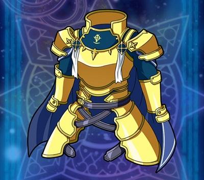 武具生成イベントでGET!土属性の☆2「山吹色の騎士甲冑」の武具情報まとめ!