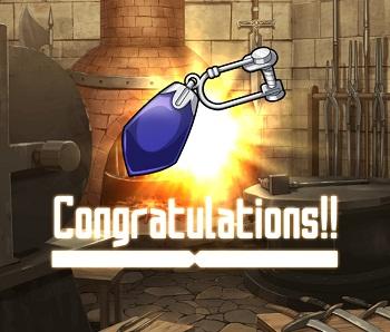 武具交換イベントで入手できる☆2~☆4アクセサリー「アメジスト・イヤリング」(闇属性)のステータス情報!