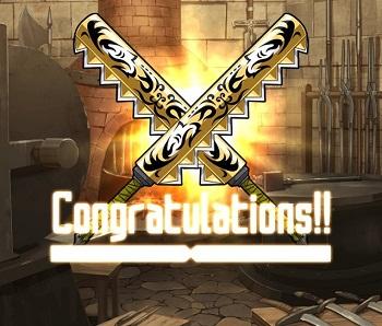 武具交換イベントで入手できる☆2~☆4双剣「シャークズ・バイト」(聖属性)の武器情報!