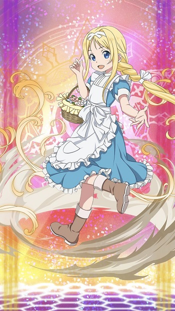 ☆6【眩しき面差し】アリスのステータス詳細!