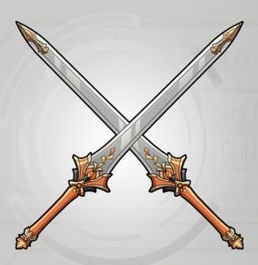 ☆4~☆5双剣「いわをきりさくふたつのけん」ステータス詳細