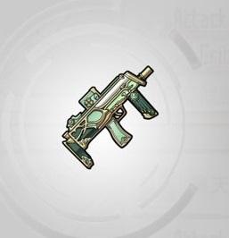 ☆4~☆5自動小銃「グレイス・オブ・エメラルド」ステータス詳細