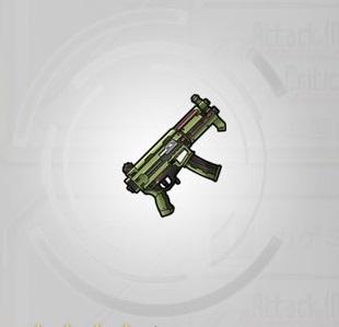 ☆4~☆5自動小銃「ヴィルベルヴィントKZ2」ステータス詳細