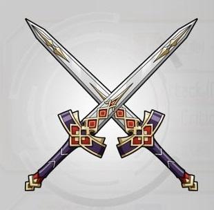 ☆4~☆5双剣「ドゥンケルハイト・ツヴァイ」ステータス詳細
