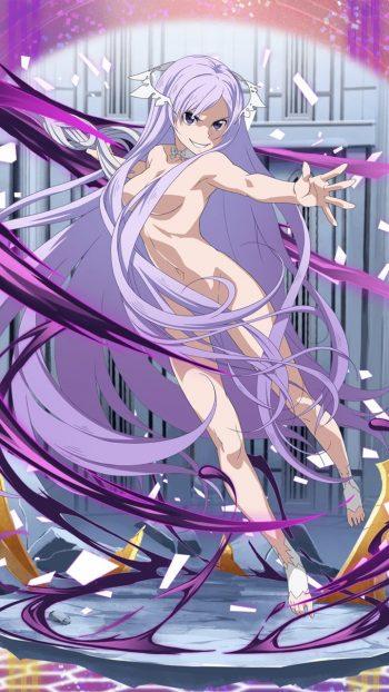 ☆6キャラ【愛の支配者】アドミニストレータ(闇・細剣)のLV最大ステータス詳細!