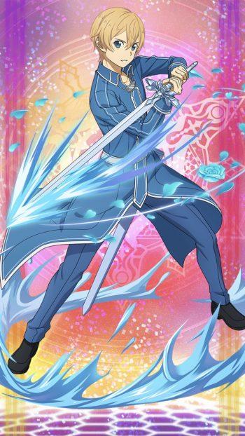 ☆6キャラ【刃に込めた誓い】ユージオ(水・片手剣)のLV最大ステータス詳細!