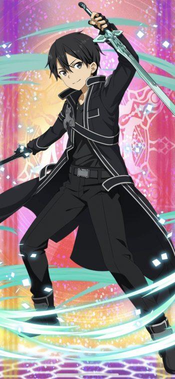 ☆6キャラ【俺の命は君のものだ】キリト(無・双剣)のLV最大ステータス詳細!