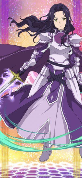 ☆6キャラ【兜に秘めた想い】ファナティオ(無・細剣)のLV最大ステータス詳細!