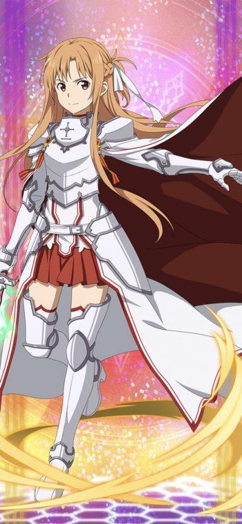 ☆6キャラ【閃光の整合騎士】アスナ(無・細剣)のLV最大ステータス詳細!