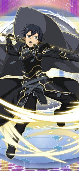 ☆6キャラ【黒剣の整合騎士】キリト(聖・双剣)のLV最大ステータス詳細!