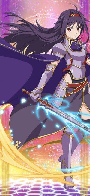 ☆6キャラ【絶剣の整合騎士】ユウキ(無・双剣)のLV最大ステータス詳細!